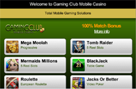 Gaming Club for iPad for Mobile
