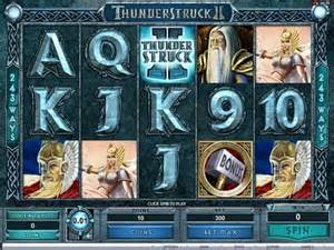 Thunderstruck II for iPad