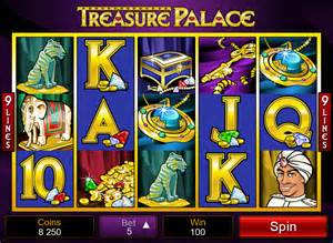 Treasure Palace for iPad