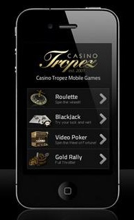 Casino Tropez for iPad for iPad