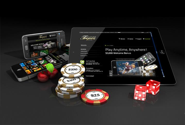 Casino Tropez for iPad for Mobile